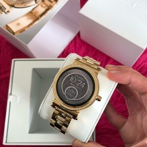 NEW MK SMARTWATCH AUTHENTIC